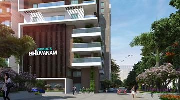 Gokul's Bhuvanam